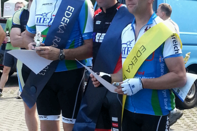 Sieg für OSC-Cyclingteam